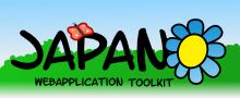japano webapplication toolkit